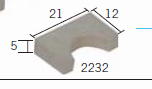 Arco 25 PEZZI COD:2232
