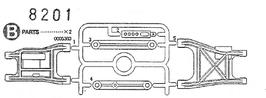 STAMPATA B PER MADCAP COD: TU8201