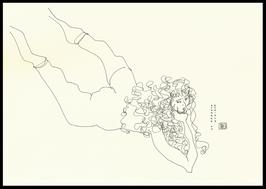 Postcard set ´Hommage On Schiele`