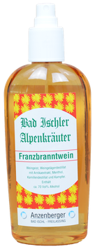 Alpenkräuter Franzbranntwein Spray