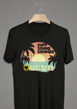 Dortmund macht Urlaub Shirt