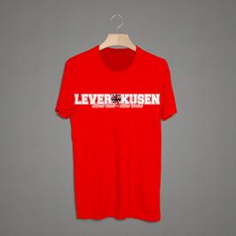 Leverkusen meine Stadt mein Verein Shirt