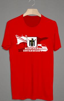 München unterwegs Shirt