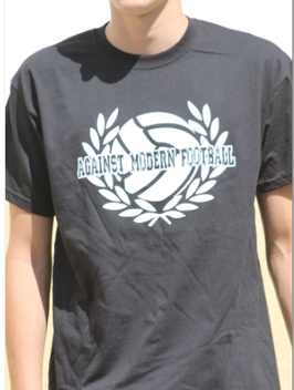 AGM Shirt Schwarz Neu