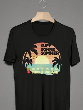Bremen macht Urlaub Shirt