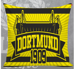 Dortmund Stadion 1909 Kissen