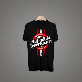 Leverkusen auf gehts Shirt
