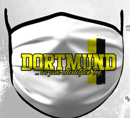 Dortmund bis zum allerletzten Tag Maske