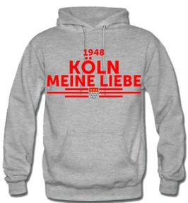 Köln Liebe untereinander Hoodie