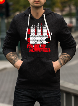 Hamburg Wonderwall Hoodie