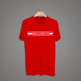 Leverkusen Datum Shirt