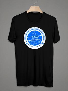 Gelsenkirchen Birthday Shirt Schwarz