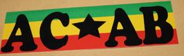 150 ACAB Jamaika Aufkleber