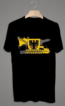 Dortmund unterwegs Shirt