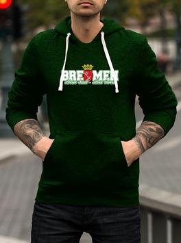 Bremen meine Stadt mein Verein Hoodie