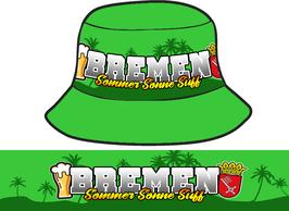 Bremen Sommer Sonne Suff Fischerhut
