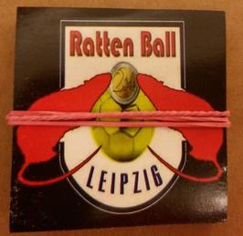 150 Rattenball Aufkleber