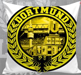 Dortmund U Turm Kissen
