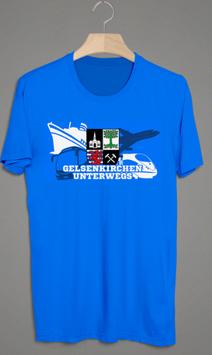 Gelsenkirchen unterwegs Shirt