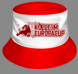 Kölle im Europacup Fischerhut