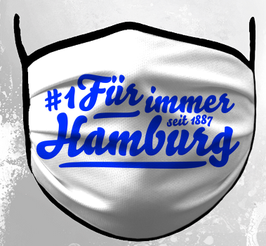 Hamburg für immer Maske