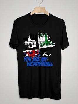 Gelsenkirchen Wonderwall Shirt Schwarz