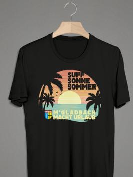 Mönchengladbach macht Urlaub Shirt