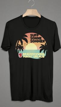 Braunschweig macht Urlaub Shirt