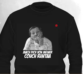 Fam Ritter Mach dich von meiner Couch Runtaa Sweatshirt