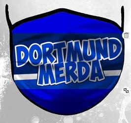 Dortmund Merda Maske