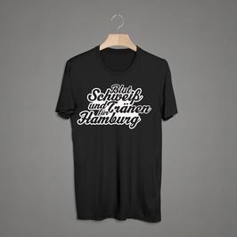 Hamburg Blut Schweiss und Tränen Shirt