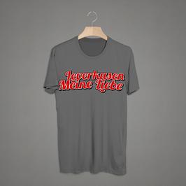 Leverkusen Meine Liebe länglich Shirt