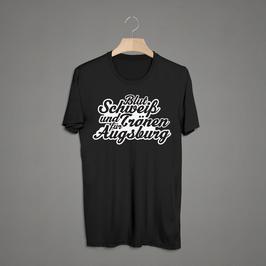 Augsburg Blut Schweiss Tränen Shirt