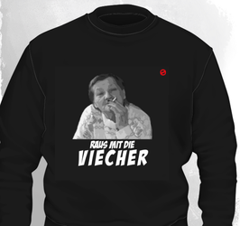 Fam Ritter Raus mit die Viecher Sweatshirt