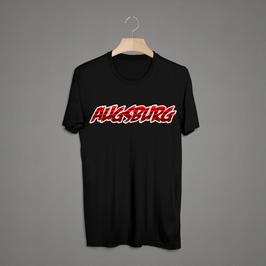 Augsburg Stadtname Strich Shirt