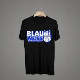 Hamburg Blau Weiß Ewigkeit Shirt
