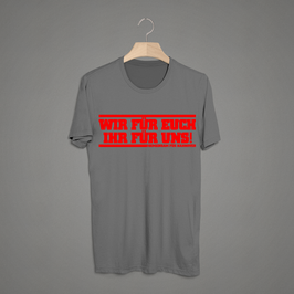 Hannover wir für euch -ihr für uns Shirt