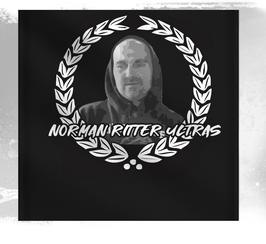Norman Ritter Ultras Wandfahne