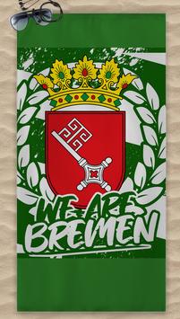 Bremen We are Bremen Strandtuch