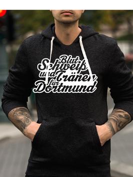 Dortmund Blut Schweiss Tränen Hoodie