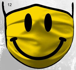 Smiley Maske