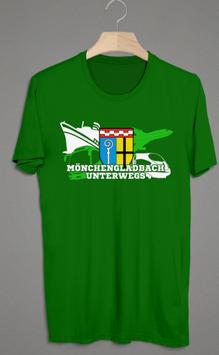 Mönchengladbach unterwegs Shirt