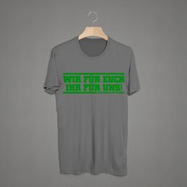 Bremen Ihr für uns -Wir für euch Shirt