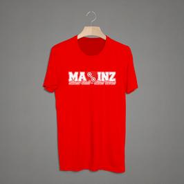 Mainz meine Stadt mein Verein Shirt