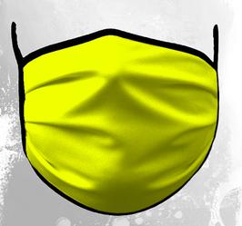 Gelb Dezent Maske