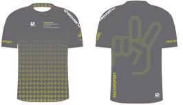 Faktorsport Freeride Shirt 2018 KURZARM