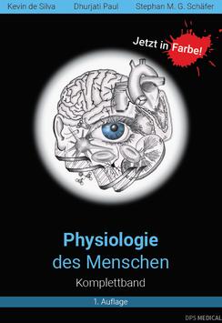 Physiologie des Menschen: Komplettband - jetzt in Farbe
