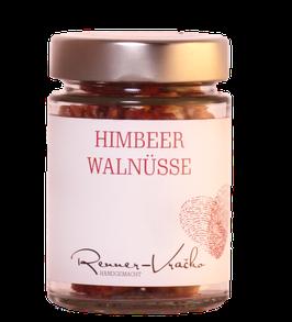 Himbeer Walnüsse