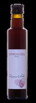 Rotwein Chili Essig