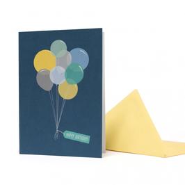 Luftballons Petrol – GC-BAL1601-PT
